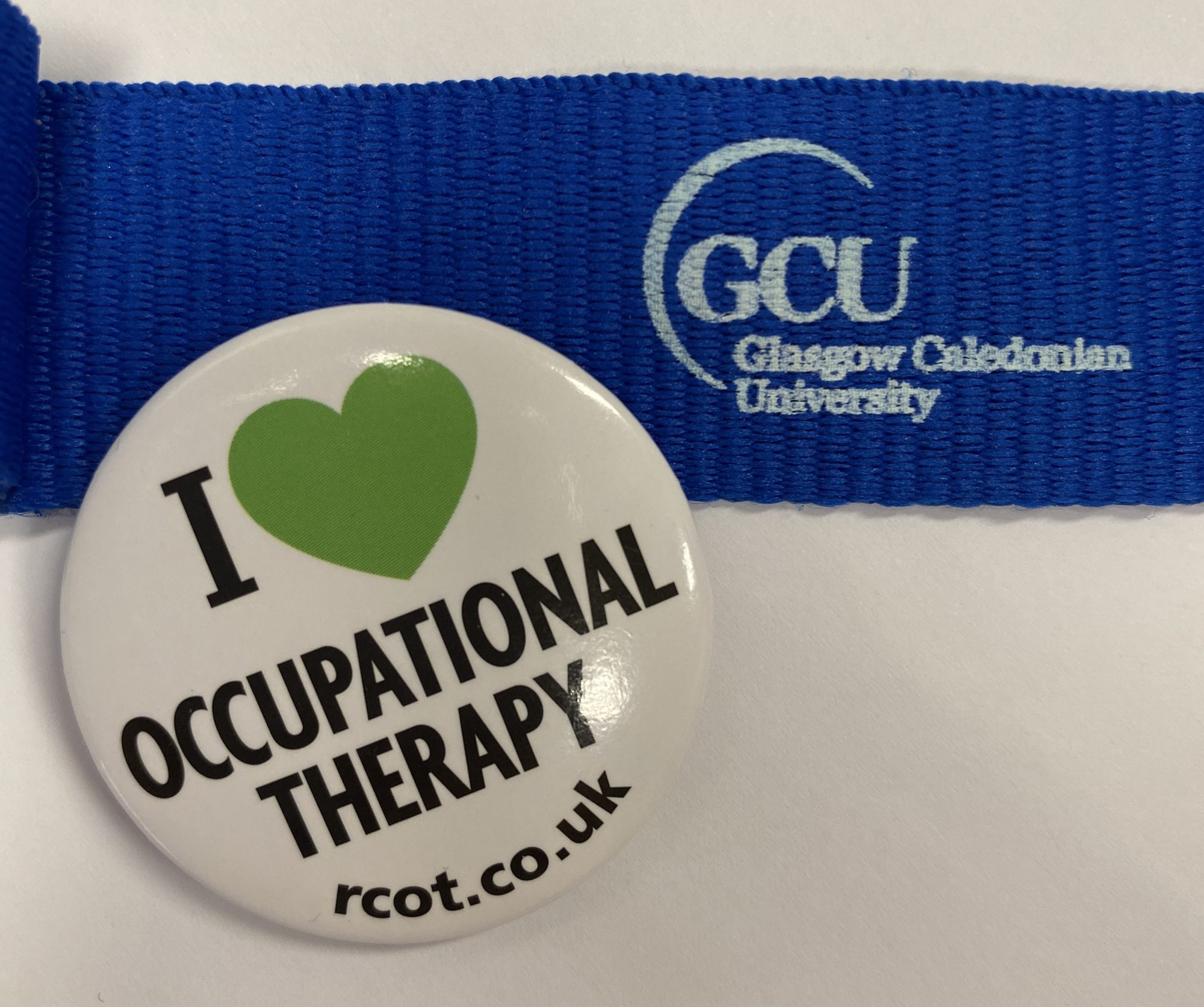 Glasgow Caledonian University Occupational Therapy Blog